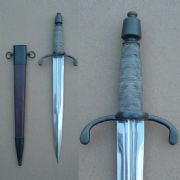 Main Gauche 17th century Left Handed Dagger